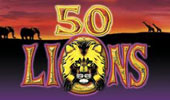 slot machine 50 lions