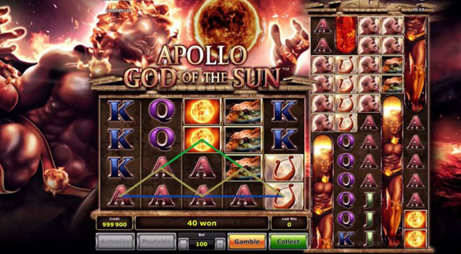 demo vlt Apollo God of the Sun