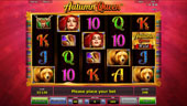 vlt online autumn queen