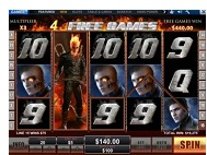 slot machine ghost rider