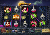slot gratis halloween fortune