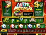 tabella pagamenti slot lotto madness