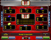 paytable slot Magic 81 Lines