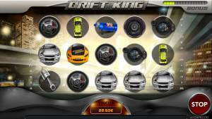 slot gratis drift king