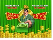 slot machine mr cashback