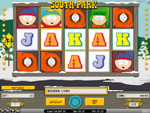 interfaccia slot south park
