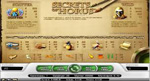 paytable slot the secrets of horus