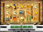 slot machine the secrets of horus