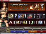 tabella pagamenti slot tomb raider 2 secret of the sword