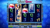 slot machine winter queen